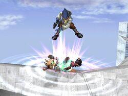 Lanzamiento Inferior Falco SSBB (2)