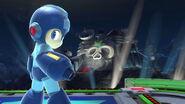 Mega Man en el Castillo de Wily SSBU