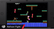 Balloon Fight SSB4 (3DS)