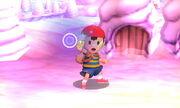 Burla inferior Ness SSB4 (3DS)
