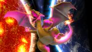 Créditos Modo Senda del guerrero Charizard SSB4 (Wii U)