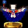 Trofeo de Conde Bleck SSB4 (Wii U)