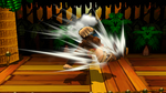 Cabezazo en salto (2) SSB4 (Wii U)