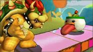 Créditos Modo Senda del guerrero Bowsy SSB4 (3DS)