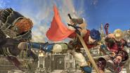 Créditos Modo Senda del guerrero Ike SSB4 (Wii U)