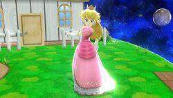 Pose de espera Peach (4) SSB4 Wii U