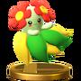Trofeo de Bellossom SSB4 (Wii U)