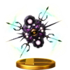 Trofeo de Reina aparoide SSB4 (Wii U)