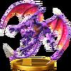 Trofeo de Ridley SSB4 (Wii U)