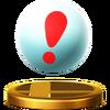 Trofeo de Trampa SSB4 (Wii U)