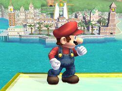 Pose de espera 2 (2) Mario SSBB