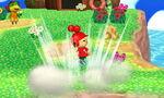 Supercasco de globos SSB4 (3DS)
