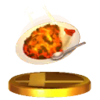 Trofeo de Curry superpicante SSB4 (3DS)