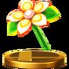 Trofeo de Varita de Lip SSB4 (Wii U)