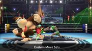 Cabezazo personalizable SSB4 (Wii U)