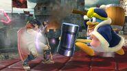 Contrataque de Ike (1) SSB4 (Wii U)