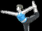 Entrenadora de Wii Fit (SSB4)