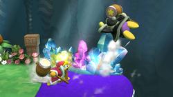 Tormenta Dedede (2) SSB4 (Wii U)