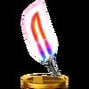 Trofeo de Espada láser SSB4 (Wii U)