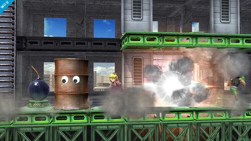 Wrecking Crew SSB4 (Wii U) (2)