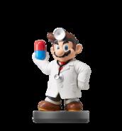 Amiibo de Dr. Mario