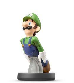 Amiibo de Luigi