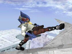 Ataque Fuerte Lateral Falco SSBB (1)