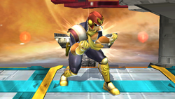 Burla normal Captain Falcon SSBB