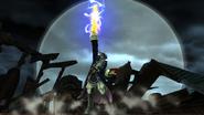 Créditos Modo Senda del guerrero Daraen SSB4 (Wii U)