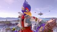 Falco en el Campo de batalla SSBU