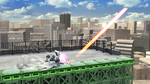 Láser devastador (2) SSB4 (Wii U)