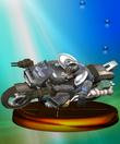 Trofeo Mach Rider SSBM