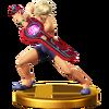 Trofeo de Shulk (alt.) SSB4 (Wii U)