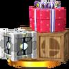 Trofeo de las Cajas SSB4 (3DS)