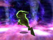Clon Subespacial Pikachu SSBB