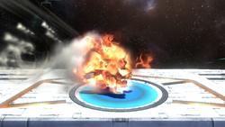 Fox explosivo (1) SSB4 (Wii U)