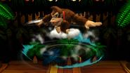 Peonza Kong (2) SSB4 (Wii U)