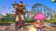 Primeras imagenes de Ike SSB4 (Wii U) (2)