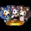 Trofeo de Hermanas Manitas SSB4 (3DS)