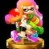 Trofeo de Inkling SSB4 (Wii U)