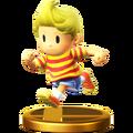 Trofeo de Lucas SSB4 (Wii U)