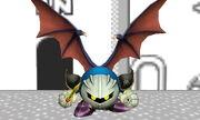 Burla inferior Meta Knight SSB4 (3DS)