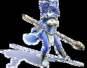 Krystal en Star Fox Adventures