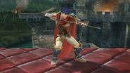 Pose de espera de Ike (2-2) SSB4 (Wii U)