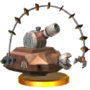 Trofeo de Cañón Combinado SSB4 (3DS)