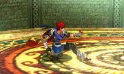 Burla inferior Roy SSB4 (3DS)