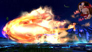 Charizard usando Envite Igneo SSB4 (Wii U)