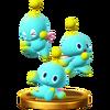 Trofeo de Chao SSB4 (Wii U)