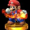 Trofeo de Mario SSB4 (3DS)