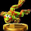 Trofeo de Winky SSB4 (Wii U)
